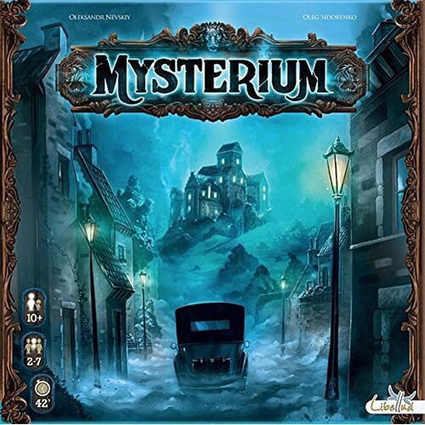 Mysterium - Board Game :www.mightylancergames.co.uk