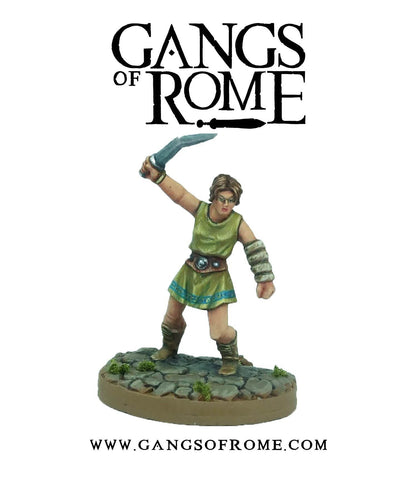 Gangs of Rome - Fighter Sextus
