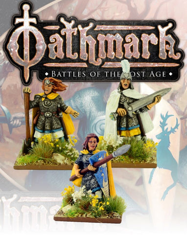 OAK106 - Elf Champions (Oathmark) :www.mightylancergames.co.uk
