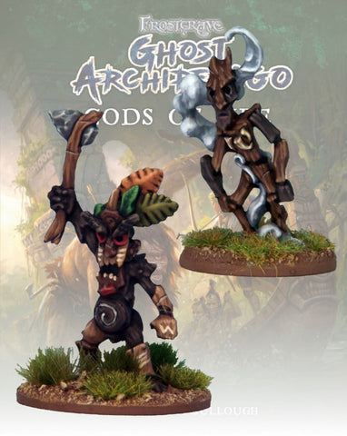 Cortikis - FGA427 (Frostgrave Archipelago) :www.mightylancergames.co.uk