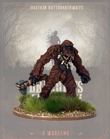 DRAC105 - Sasquatch - Blister Pack (Dracula's America) :www.mightylancergames.co.uk