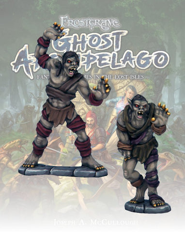 Ghouls - FGA417 (Ghost Archipelago) :www.mightylancergames.co.uk