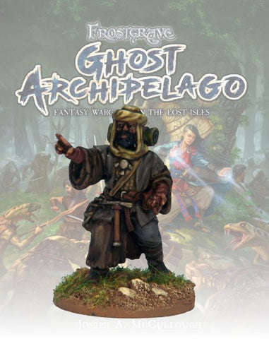 Earthwarden  - FGA201 (Ghost Archipelago - Lost Colossus) :www.mightylancergames.co.uk