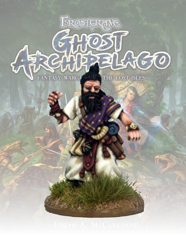 Beastwarden  - FGA203 (Ghost Archipelago) :www.mightylancergames.co.uk