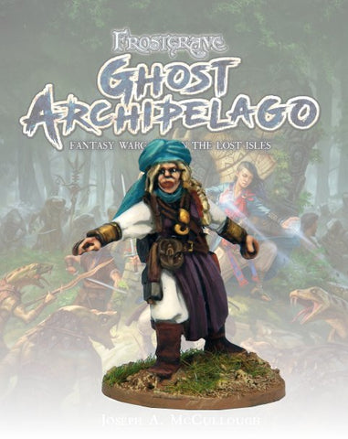 Earthwarden II  - FGA206 (Ghost Archipelago) :www.mightylancergames.co.uk