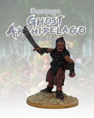 Beastwarden II  - FGA208 (Ghost Archipelago) :www.mightylancergames.co.uk