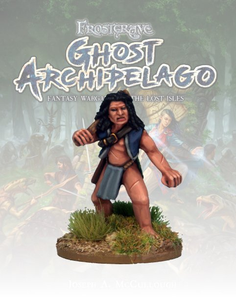 Wavewarden II - FGA210 (Ghost Archipelago) :www.mightylancergames.co.uk