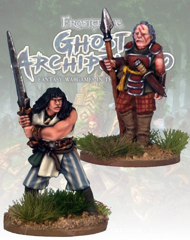 Savage & Hunter - FGA305 (Ghost Archipelago) :www.mightylancergames.co.uk