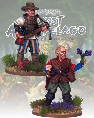 Crackshot & Herbalist - FGA306 (Ghost Archipelago) :www.mightylancergames.co.uk