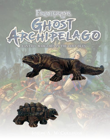 Large Lizard - FGA402 (Ghost Archipelago) :www.mightylancergames.co.uk