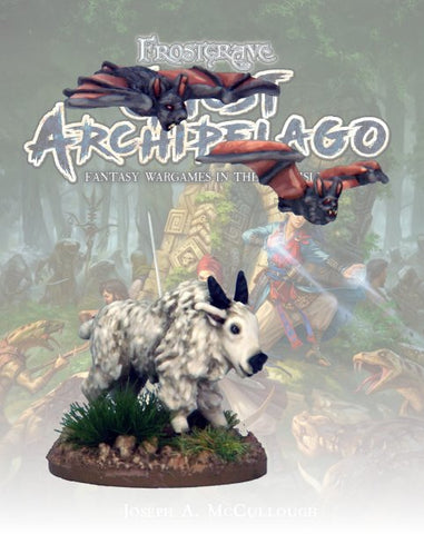 Mountain Goat & Blood-Drinker Bats - FGA405 (Ghost Archipelago) :www.mightylancergames.co.uk