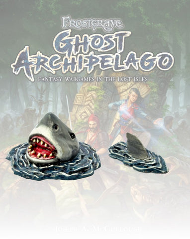 FGA415 Shark - Ghost Archipelago: www.mightylancergames.co.uk