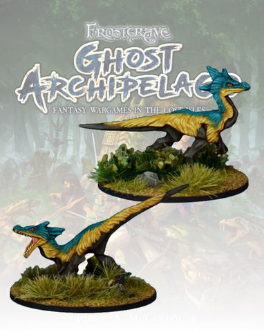 FGA410 Saurian Stalkers  - Ghost Archipelgo
