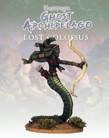 Gorgan - FGA418 (Ghost Archipelago - Lost Colossus) :www.mightylancergames.co.uk