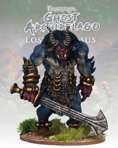 Ancient Guardian- FGA420 (Ghost Archipelago - Lost Colossus) :www.mightylancergames.co.uk