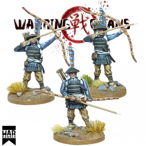 Ashigaru with Yumi  - Warring Clans