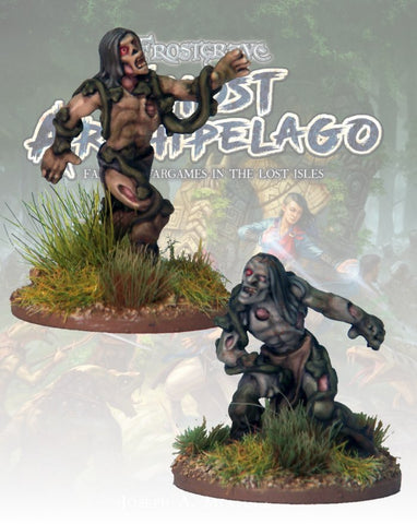FGA414 Swamp Zombie - Ghost Archipelago: www.mightylancergames.co.uk