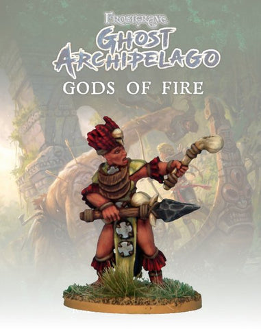 Tribal Heritor II - FGA114 (Ghost Archipelago - Gods of Fire) :www.mightylancergames.co.uk