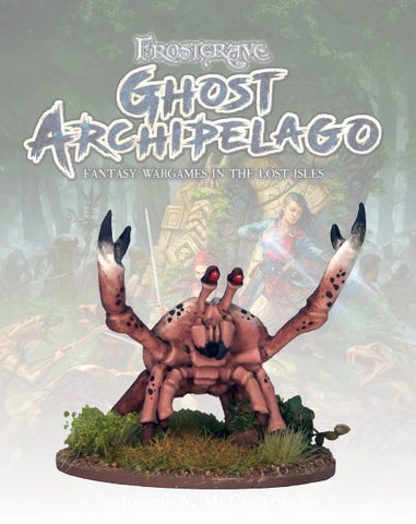 Soldier Crab - FGA406 (Ghost Archipelago) :www.mightylancergames.co.uk