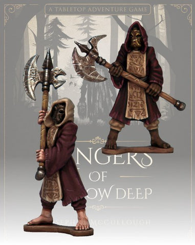 ROSD05 Temple Guardians - Rangers of Shadow Deep