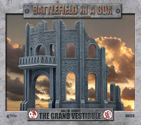 The Grand Vestibule - Batttlefield in a Box (BB523)