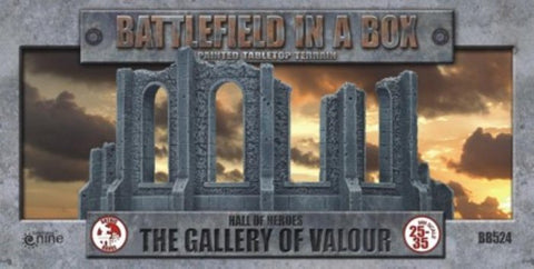 The Gallery of Valour - Batttlefield in a Box (BB524)