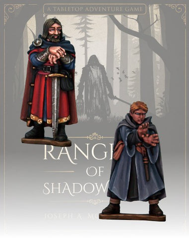 ROSD08 - Lord Arklin & Nesra - Rangers of Shadow Deep