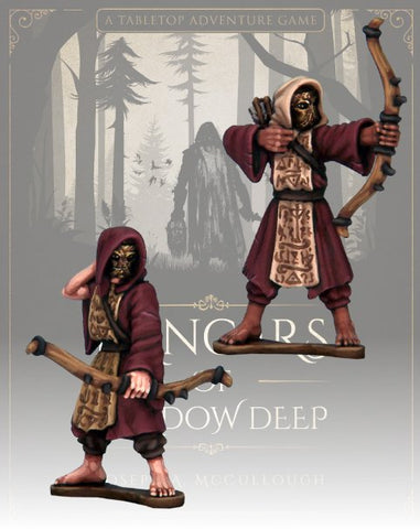 ROSD09 - Temple Guardian Archers - Rangers of Shadow Deep