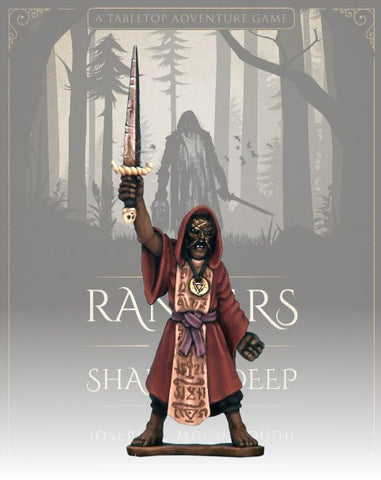 ROSD10 - Cultist Leader - Rangers of Shadow Deep