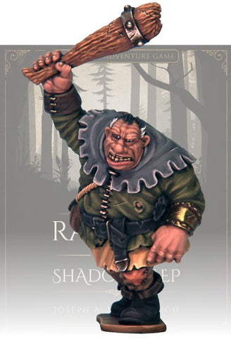 ROSD12 - Ogre Thug - Rangers of Shadow Deep