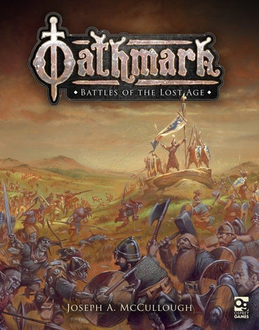 Oathmark - Battles of the Lost Age (BP1725) :www.mightylancergames.co.uk