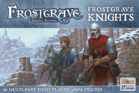 Frostgrave Knights MightyLancerGames