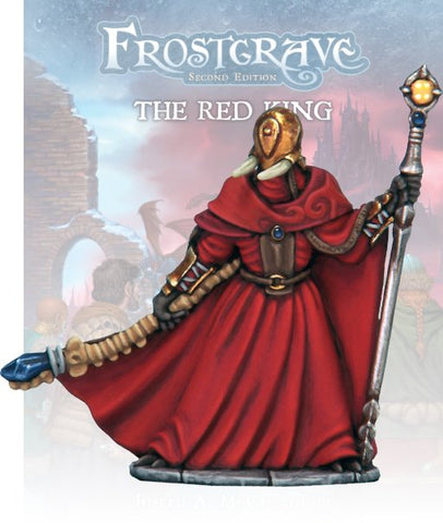 Herald of the Red King - Frostgrave - FGV417