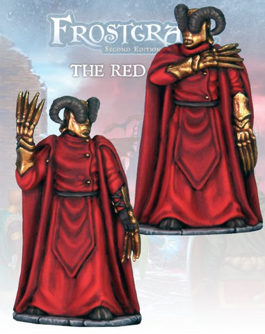 Key-Masters of the Red King - Frostgrave - FGV349