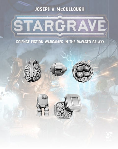 Stargrave Loot markers
