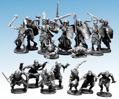 Frostgrave - Undead Encounters