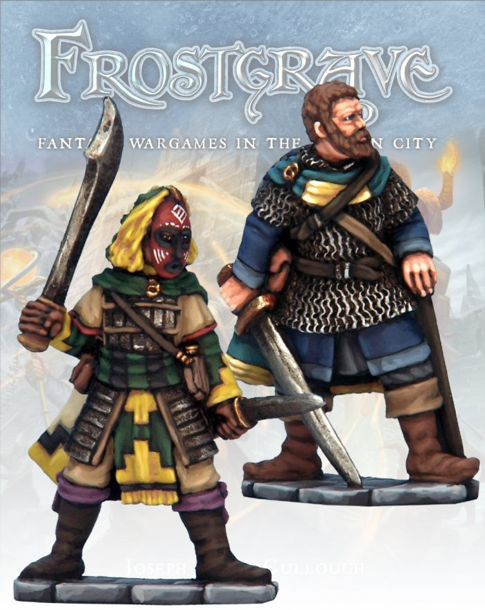 Frostgrave: Captains II
