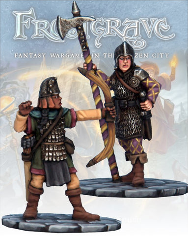 Frostgrave - Captains III