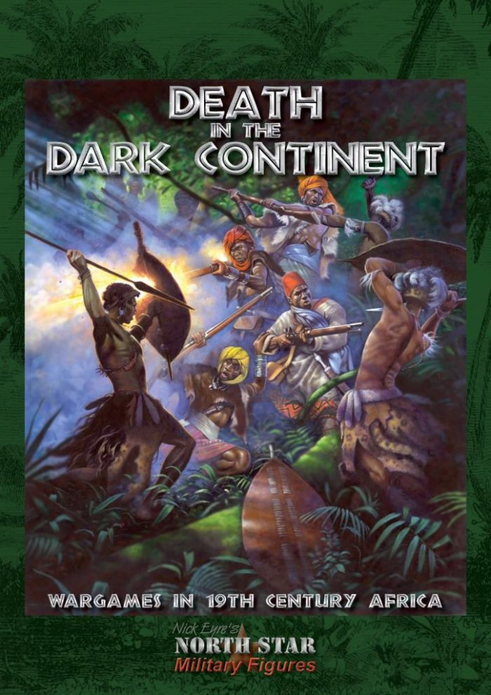 Death in the Dark Continent [Hardback]