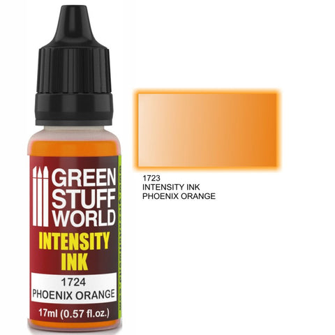 Intensity Ink - Phoenix Orange (GSW 1724)