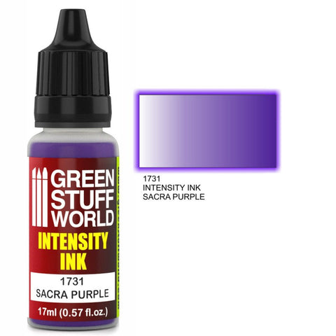 Intensity Ink - Sacra Purple (GSW 1731) :www.mightylancergames.co.uk