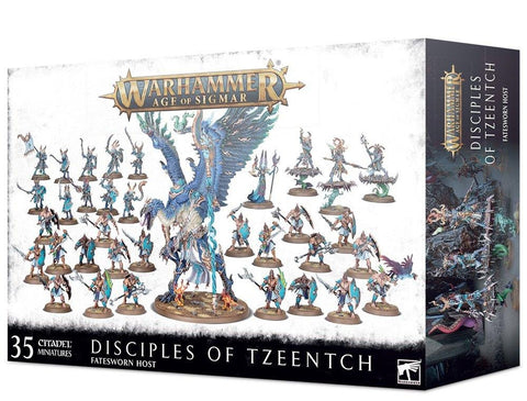 Fatesworn Host - Disciples of Tzeentch Battleforce ***Pre-Order for 5th December 2020***