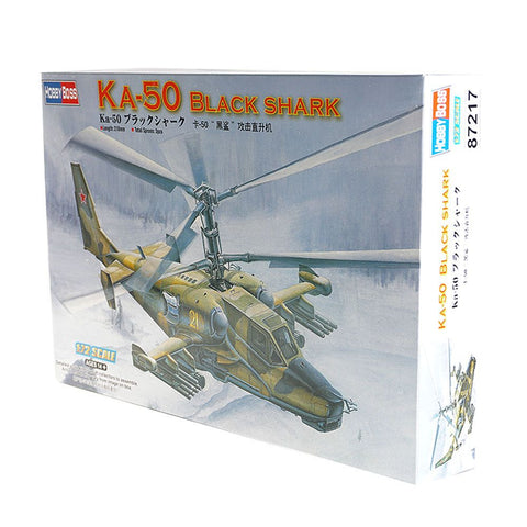 KA-50 Black Shark (Helicopter) - 1/72 HobbyBoss