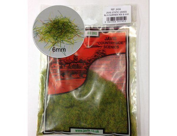 Javis Static - Grass Summer Mix 6MM - JHG6