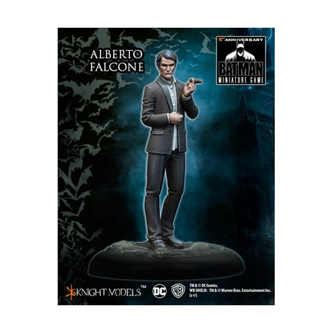 Batman Miniatures Game: Alberto Falcone