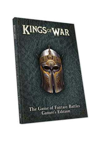 Kings of War Gamers Edition Rulebook - Third Edition (Softback)