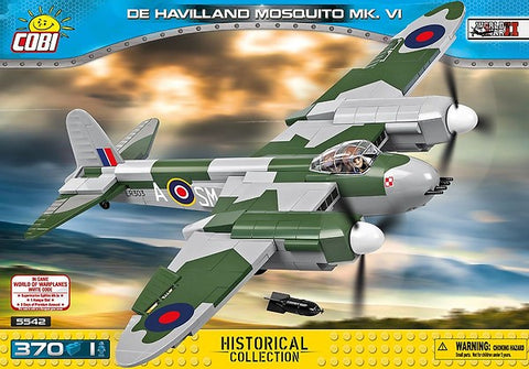 Cobi - Small Army - De Havilland Mosquito Mk.VI (370 pieces)