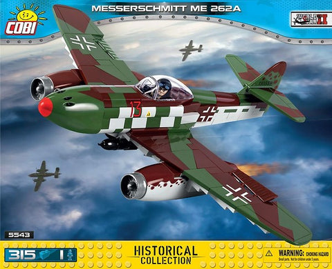Cobi - Small Army - Messerschmitt Me 262A (315 pieces)