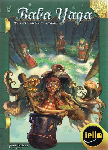 Baba Yaga The witch of the Winter is coming! English Baba Yaga The Witch Of The Winter Is Coming!