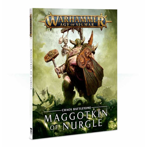 Battletome - Maggotkin of Nurgle - Chaos (Age of Sigmar) :www.mightylancergames.co.uk